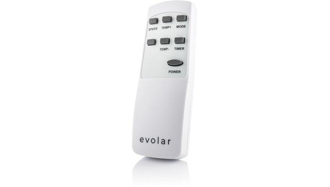 Evolar afstandbediening mobiele airco EVO-07C/09C en EVO-7000C/9000C