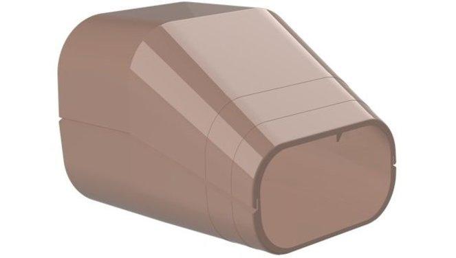 Evolar eindsok bruin 72x64mm