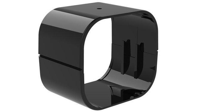 Evolar koppelstuk zwart 72x64mm