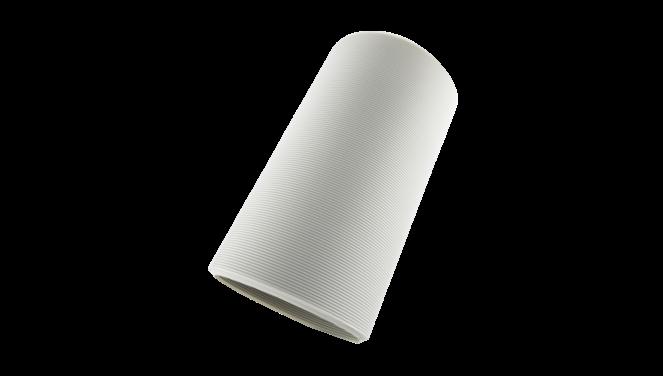 Evolar Afvoerslang voor Mobiele Airco's - Diameter 100MM - Lengte 3000MM