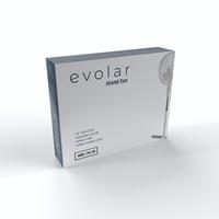 Evolar EVO-16S Statiefventilator - 40CM - 40 W - wit