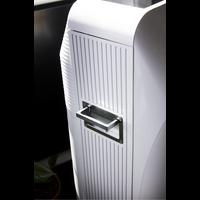 Evolar EVO-ES9000 - 2,5 kW - Mobiele Airco - 9000BTU - 3-in-1 - Geen Afvoerslang Nodig - WiFi Bediening - Koelen & Verwarmen