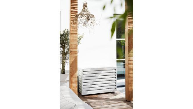 Evolar Evo-cover showroommodel wit airco buitenunit omkasting 430 X 590 X 180 MM