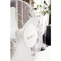 Evolar EVO-12T Tafelventilator 30CM - 35 W - wit
