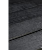 Evolar Evo-cover Wood medium zwart airco buitenunit omkasting 800 X 1100 X 550 MM