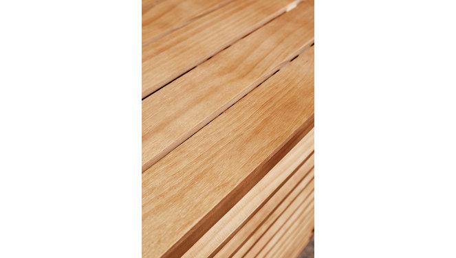 Evolar Evo-cover Wood large airco buitenunit omkasting 1100 X 1200 X 650 MM