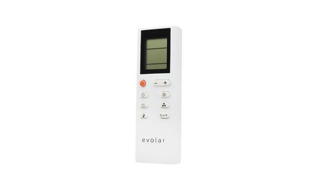 Evolar EVO-14000C - 4,1kW - Mobiele Airco - 14000BTU - 3-in-1 - Koelen
