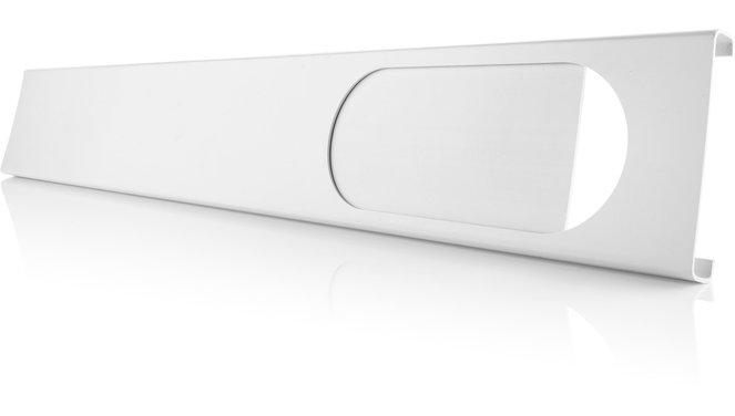 Evolar raamschuifstuk mobiele airco rechthoekig