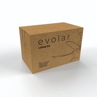 Evolar EVO-CF30B - Plafondventilator - Zwart