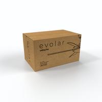 Evolar EVO-CF52SN  - Deckenventilator - Stain Nickle