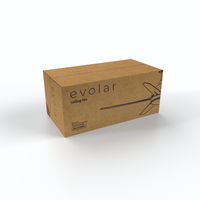 Evolar EVO-CF52MB12 - Plafondventilator - Matt Black