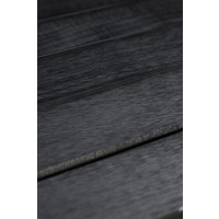 Evolar Evo-cover Airco Buitenunit Omkasting - Zwart - Wood - XS 600 x 900 x 400 MM