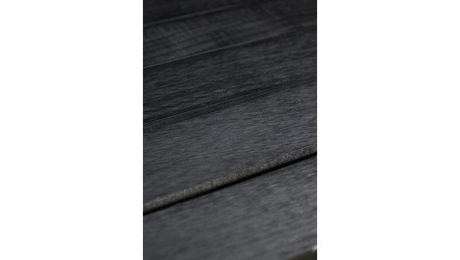Evolar Evo-cover Airco Buitenunit Omkasting - Zwart - Wood – Tower 1600 x 1200 x 650 MM