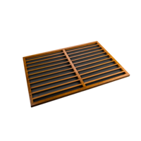Evolar Backcover voor Airco Omkasting - Wood - Uitbreiding Tower 1600 x 1200 MM