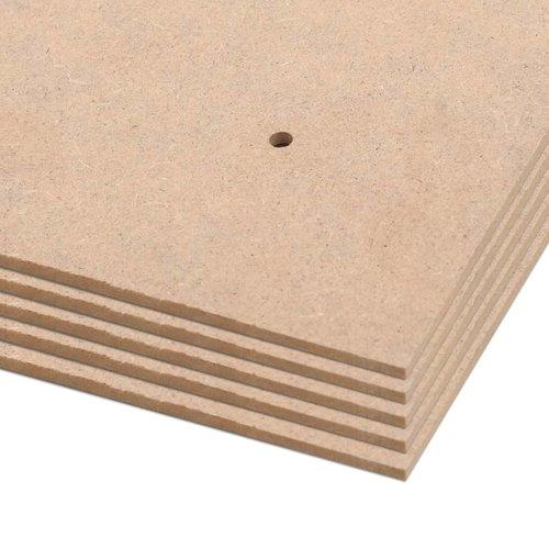 10 Stk. Plakatwände DIN A1 Größe HDF 860x620x3 mm