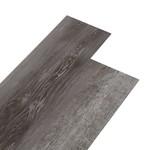 PVC-Laminat-Dielen 4,46 m² 3 mm Selbstklebend Gestreift Holz
