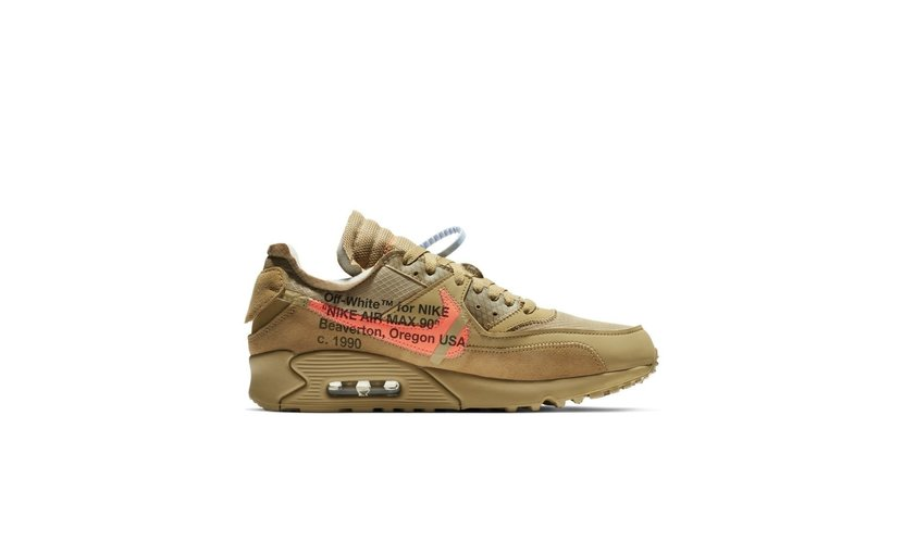 Nike Off-White Air Max 90 'Desert Ore'