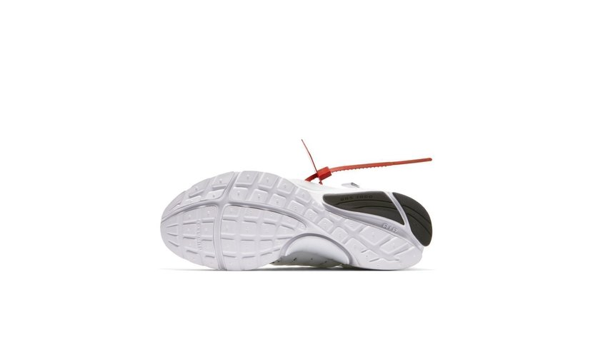 Nike Off-White Air Presto 'White'