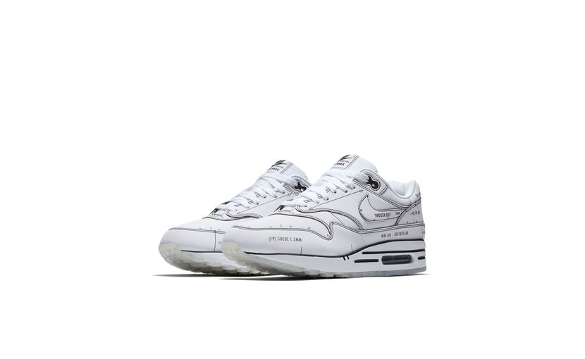 Nike Air Max 1 'Sketch To Shelf White'