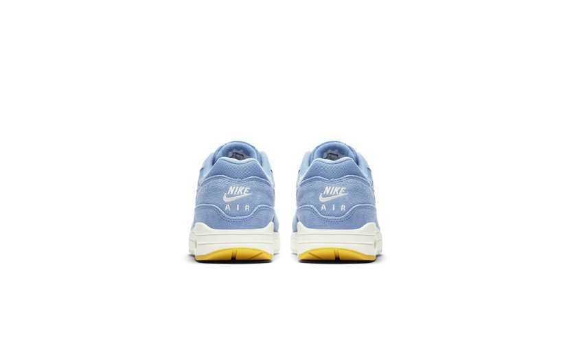 Nike Air Max 1 Mini Swoosh 'Work Blue'