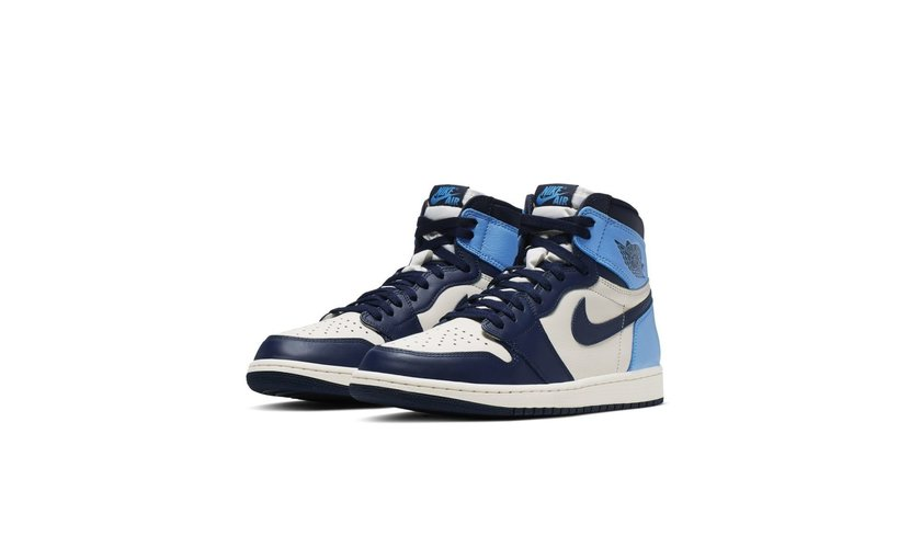 Jordan Air Jordan 1 High 'Obsidian UNC'