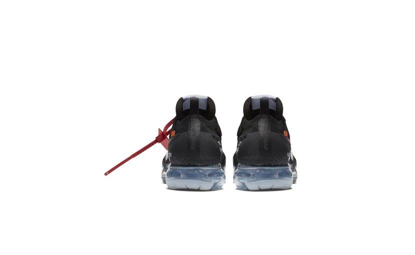 Nike Off-White Air VaporMax 'Black'