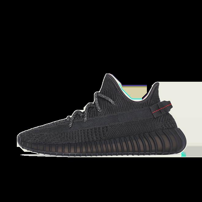 adidas Yeezy Boost 350 V2 'Black' - Sneakin