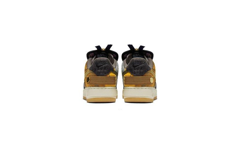 Nike Travis Scott Air Force 1 'Cactus Jack'