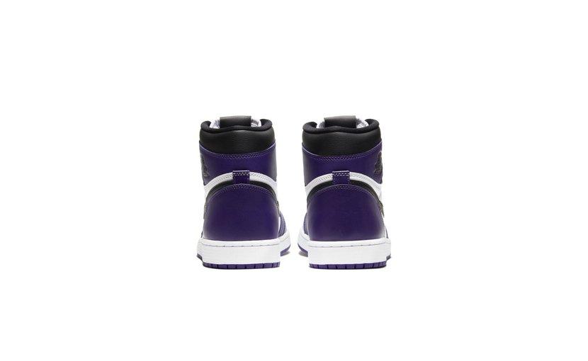 Jordan Air Jordan 1 High 'Court Purple White'