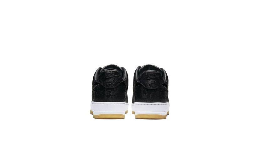 Nike Air Force 1 Low Fragment Design x CLOT