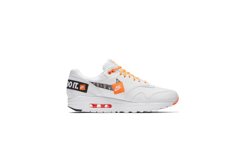Nike Air Max 1 'Just Do It White'