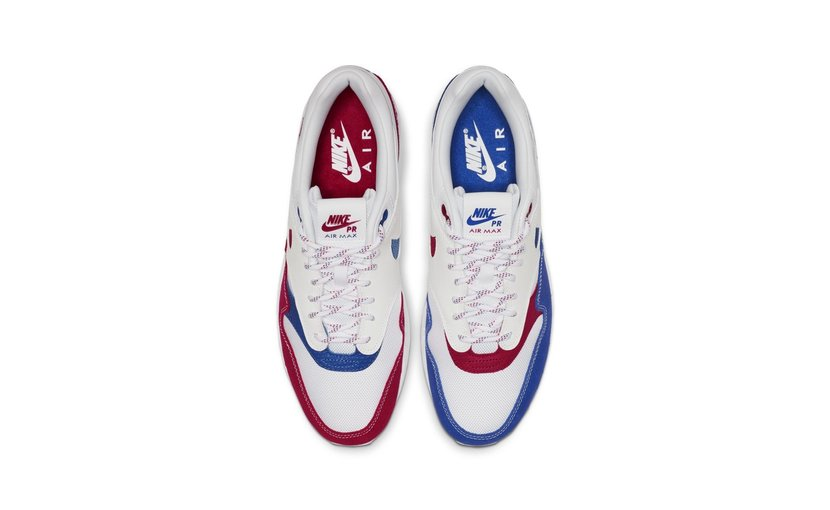 Nike Air Max 1 'Puerto Rico'