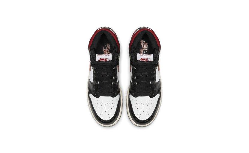Jordan Air Jordan 1 High 'Gym Red' (GS)