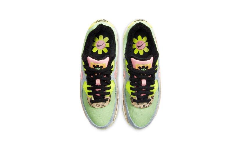 Nike Air Max 90 'Illusion Green' (W)