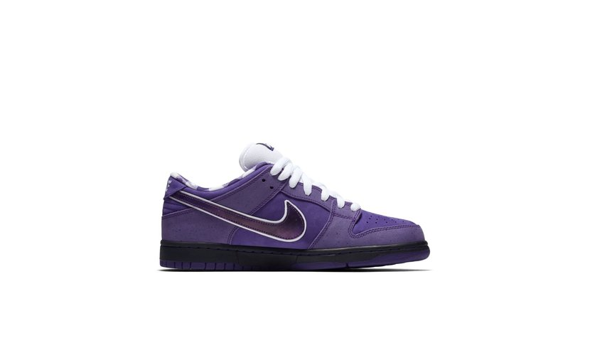 Nike Concepts SB Dunk Low 'Purple Lobster'