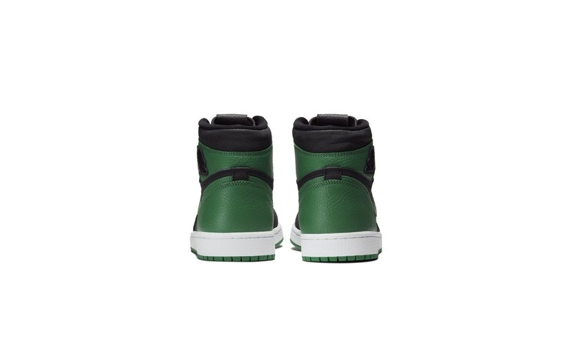 Jordan Air Jordan 1 High 'Pine Green Black'