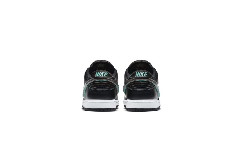 Nike Diamond Supply Co. SB Dunk Low 'Black'