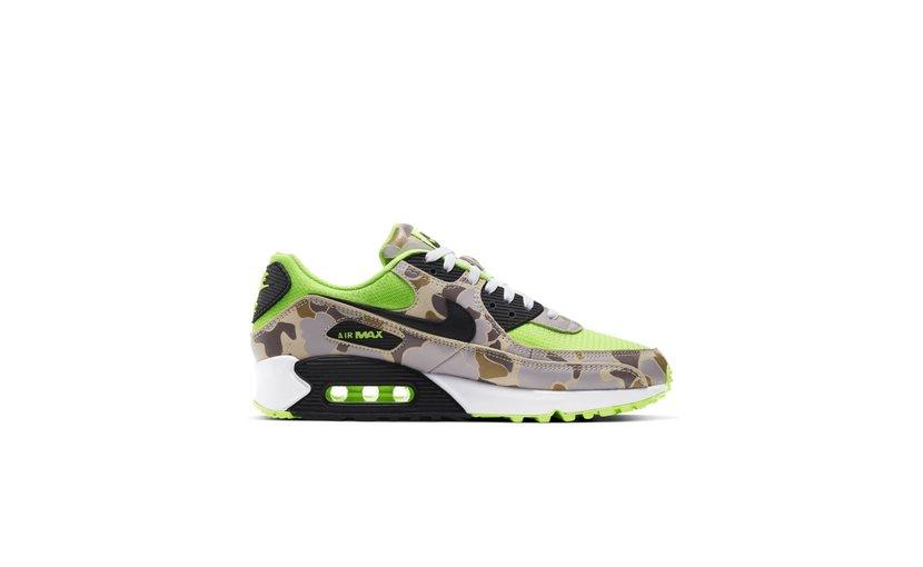 Nike Air Max 90 'Ghost Green Duck Camo'