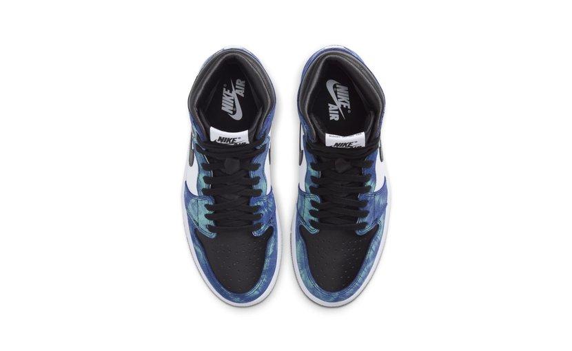Jordan Air Jordan 1 High 'Tie-Dye' (W)