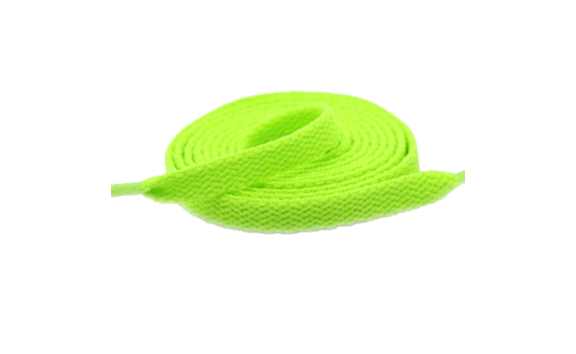 Laces 'Fluorescent Green'