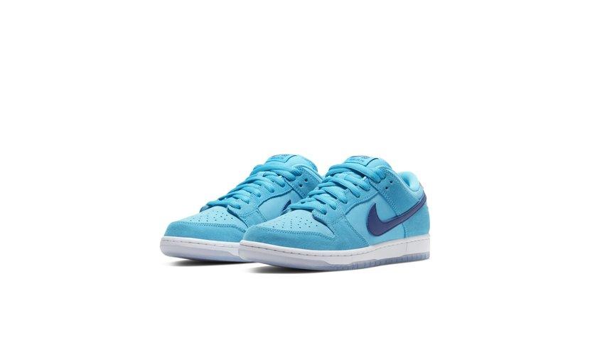 Nike SB Dunk Low Pro 'Blue Fury'