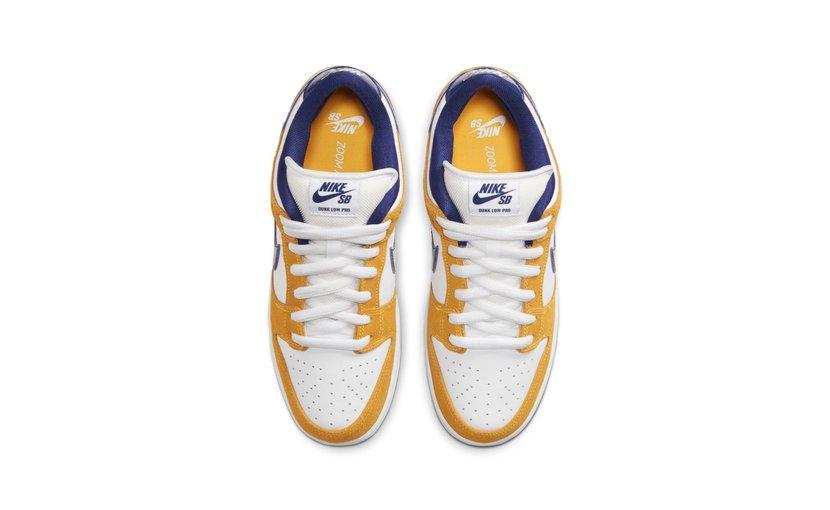 Nike SB Dunk Low 'Laser Orange'