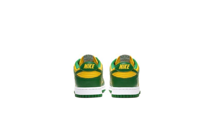 Nike Dunk Low 'Brazil' (2020)