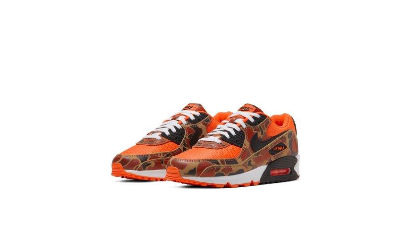 Nike Air Max 90 'Duck Camo Orange'