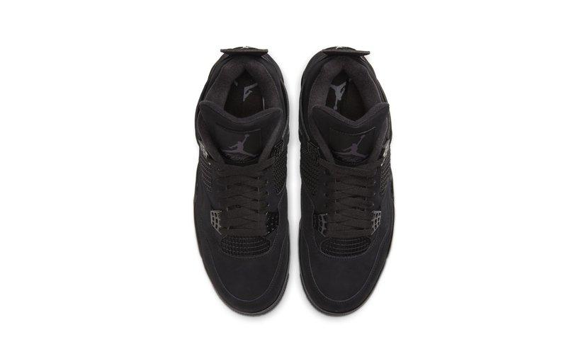 Jordan Air Jordan 4 'Black Cat'