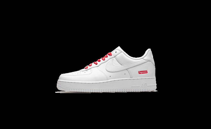 Nike Air Force 1 Low 'Supreme White'