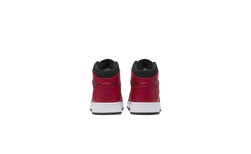 Jordan Air Jordan 1 Mid 'Reverse Bred' (GS)