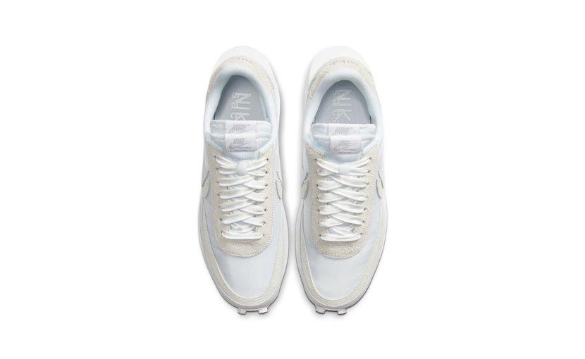 Nike LD Waffle 'Sacai White Nylon'