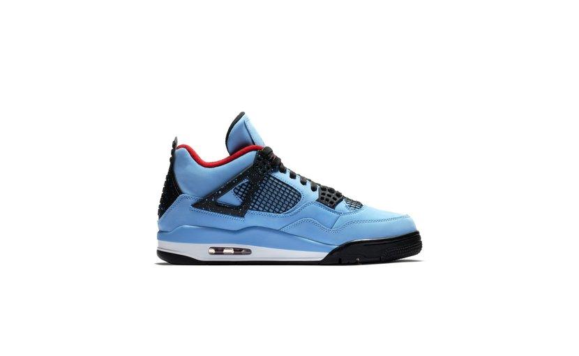 Nike Travis Scott Jordan 4 'Cactus Jack'