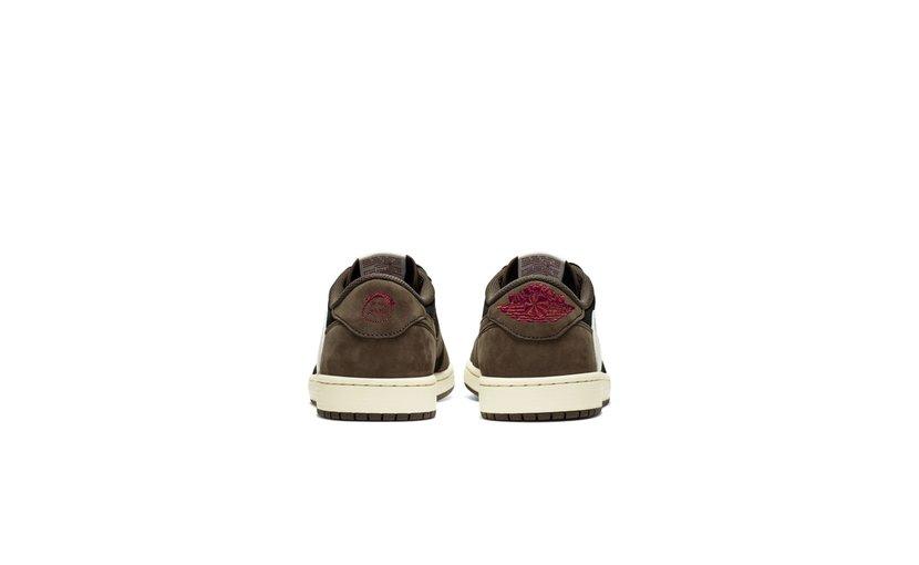 Nike Travis Scott Air Jordan 1 Low 'Cactus Jack'